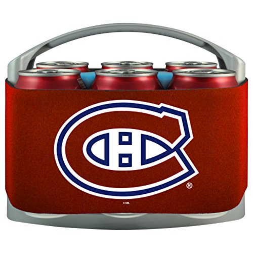 fan products of NHL Montreal Canadiens L Cool Six Cooler