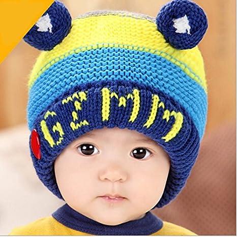 91bb1a893 Buy Generic blue : hot sale Children hat girl boys hats girls cap winter  bonnet newborn photography props beanie baby accessories snow cap kids hat  Online ...