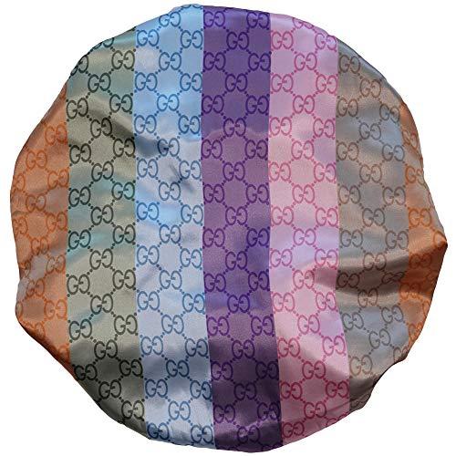 Simply Pavi Satin Bonnet GG Multi (JUMBO)