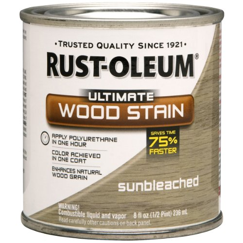 Rust Oleum 260368 Ultimate Stain Sunbleached