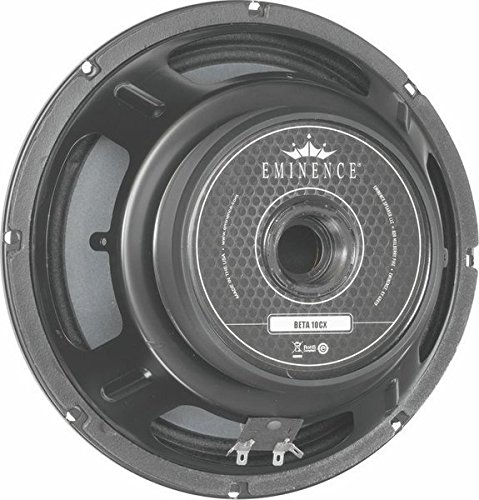 EMINENCE BETA10CX 10-Inch American Standard Series Speakers by Eminence