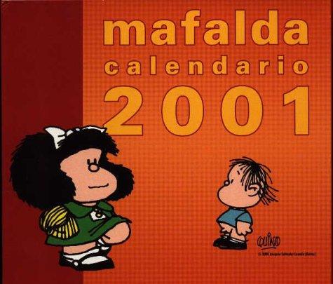 Calendario 2001.Calendario 2001 Mafalda 9788475778150 Amazon Com Books