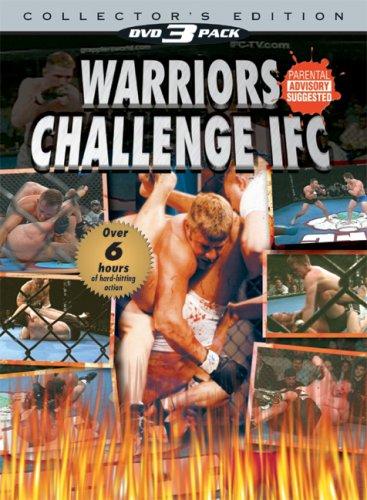DVD : Warriors Challenge Ifc (Canada - Import, NTSC Format, 3 Disc)