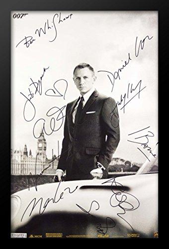 Skyfall: James Bond - Signed Movie - Style Skyfall