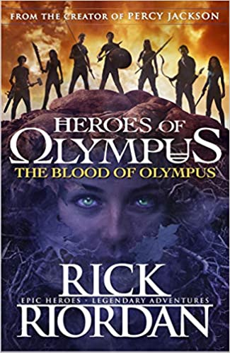 The Blood of Olympus (Heroes of Olympus Book 5): Amazon co uk: Rick