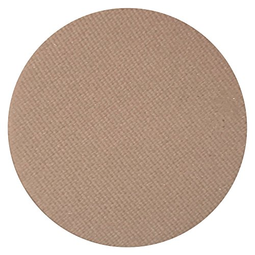 Oh Deer Matte Brown Eyeshadow Single Eye Shadow Makeup Magnetic Refill Pan 26mm, Paraben Free, Gluten Free, Made in the USA (Best Eyeshadow For Light Brown Eyes)