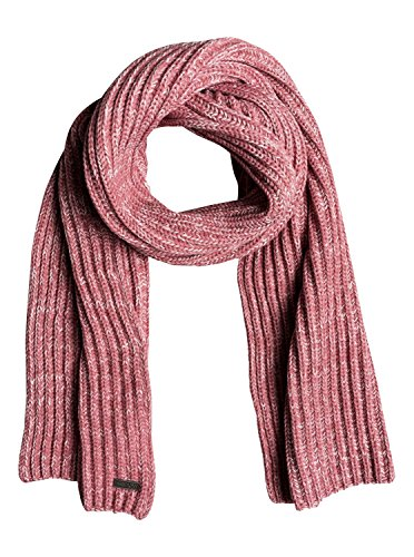 Roxy Junior's Let It Snow Scarf, Withered Rose, One Size from Roxy