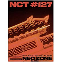 NCT #127 2nd Album Neo Zone [T Version] (incl. 160pg Photobook,Lenticular Card, Sticker, Mini Sticker Set, Photocard, Circle Card +Folded Poster)