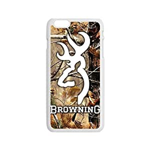 Browning Cell Phone Case for Iphone 6 by runtopwell