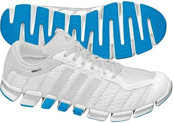 adidas-Zapatillas de Running para Mujer Farbe: runningwhite/freshsplash Top [] Blanco Bianco - Bianco Talla:10.5 US: Amazon.es: Deportes y aire libre