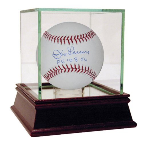 (Steiner Sports MLB New York Yankees Don Larsen Baseball with PG 10-8-56 Inscribed)