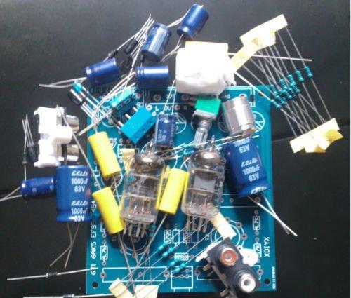 Nobsound® 6J1 tube Pre-AMP Preamplifier DIY KIT Nobsound