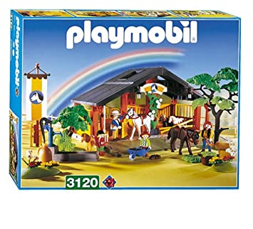 3120 - PLAYMOBIL - Vidrio 25ml