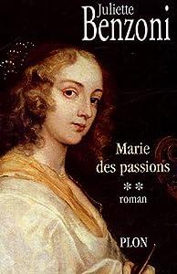 """Afficher """"Marie des passions"""""""