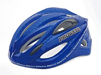 Prowell R66 - Casco de ciclismo en carretera azul Talla:L (59-65 ...