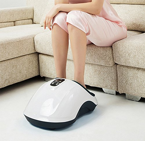 3Q MG-F18 Foot Massager with Shiatsu, Kneading, Air pressure massage and Heat Function