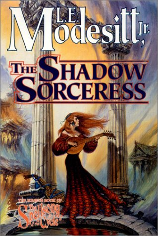 Download The Shadow Sorceress (Spellsong Cycle, Book 4) ebook