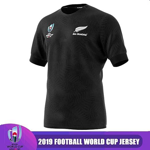 Los Aficionados De Rugby Nueva Zelanda 2019 Copa Mundial De Fútbol ...