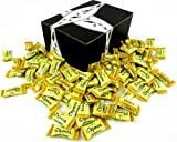 Chimes Mango Ginger Chews, 1 lb Bag in a Gift Box
