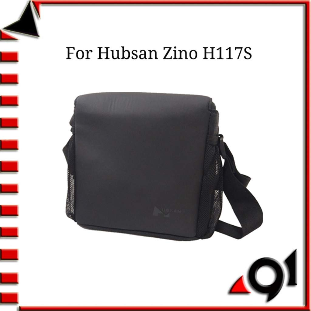 Drone Accessory Carrying Bag, Livoty Remote Control Shoulder Bag Drone Suitcase Storage Box Battery for Hubsan Zino H117S