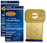EnviroCare Replacement Vacuum Bags for Vacuum Bags for Electrolux Canisters - Style C 24 pack