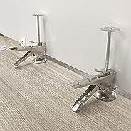 Labor Saving Arm Jack Precision Clamping Tool, Saving Drywall Lifting Arm Set, 2 Pcs Ceramic Alloy Hand Tool J