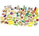 KidKraft Tasty Treats Play Food Set