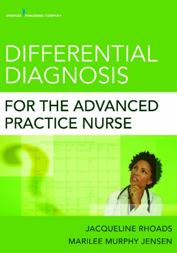 Differential Diagnosis for the Advanced Practice Nurse Pdf