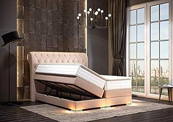 HG Royal Estates GmbH Baron Luxus Chesterfield - Cama con ...