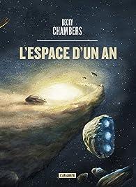 L'espace d'un an par Chambers