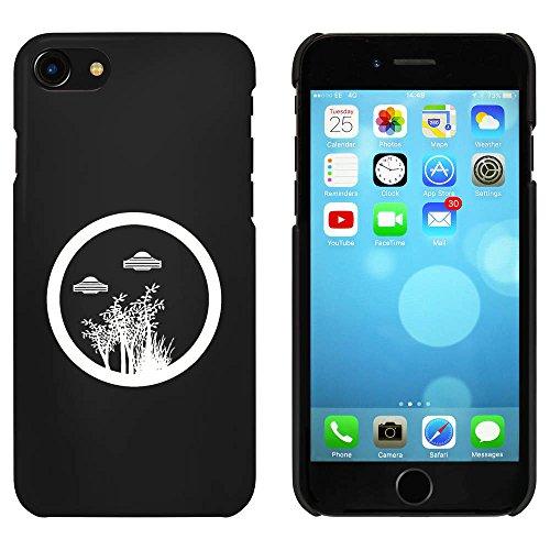 Schwarz 'Bäume & UFOs' Hülle für iPhone 7 (MC00078591)