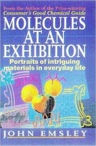 Molecules at an Exhibition: Portraits of Intriguing Materials in Everyday Life Visions of Science: Amazon.es: John Emsley: Libros en idiomas extranjeros