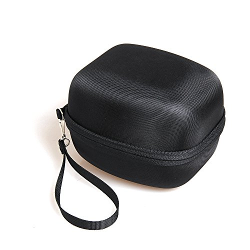 Hermitshell Hard EVA Protective Travel Case Carrying Pouch Cover Bag Fits GVS Elipse SPR451 SPR457 P100 Elipse Half Mask Respirator