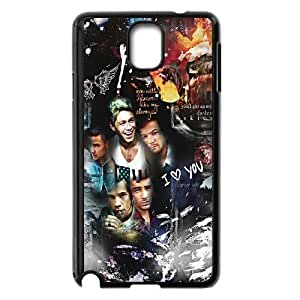 One Direction for Samsung Galaxy Note 3 Cell Phone Case & Custom Phone Case Cover R37A650034