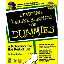 Starting An Online Business For Dummies?