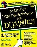 Starting an Online Business for Dummies®, Greg Holden, 0764504649