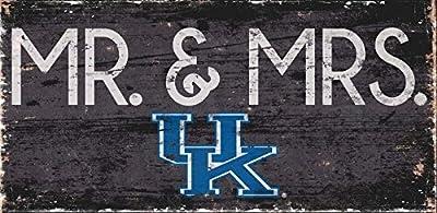 Fan Creations University of Kentucky Mrs Sign, Multi