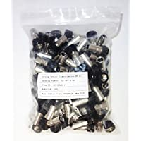 Corning Gilbert (100-Pack) Seal Ring RG6 F Type Compression Connector Fittings GF-EFC-6-SR