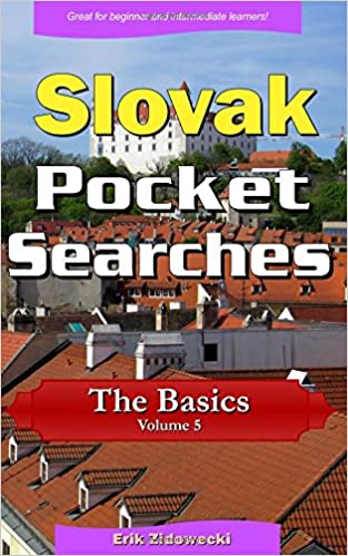 Slovak Pocket Searches - The Basics - Volume 5: A set of ...