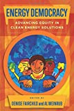 img - for Energy Democracy: Advancing Equity in Clean Energy Solutions book / textbook / text book