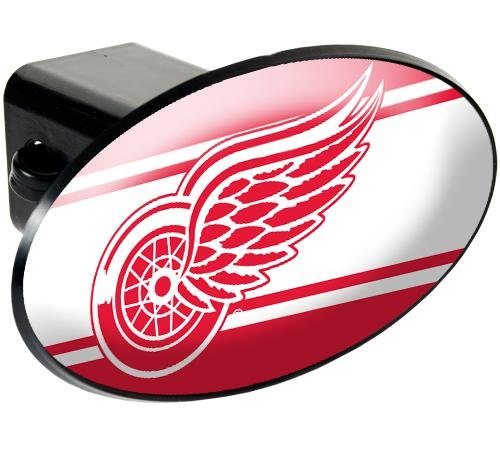 NHL Detroit Red Wings Trailer Hitch Cover