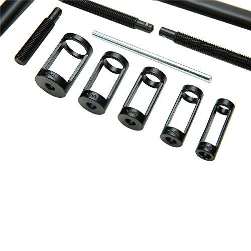 8milelake AUTO Solid Valve Spring Compressor Automotive Tool Set Repair Tool Kit by 8MILELAE (Image #2)