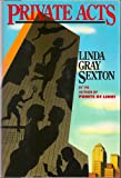 Private Acts, Linda Gray Sexton, 0517098849