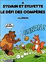 Sylvain et Sylvette, tome 18 : Le défi des compères par Pesch