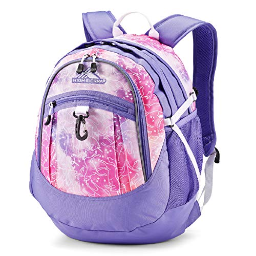 (High Sierra Fatboy Backpack - Lightweight and Compact Student Backpack - Stylish Bookbag or Lunch Backpack for Children, Teens, or Adults - Unisex Campus Backpack with Padded Shoulder Straps)