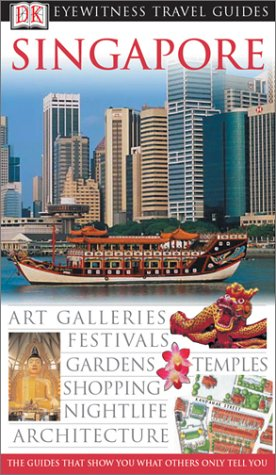 Singapore (Eyewitness Travel Guides)