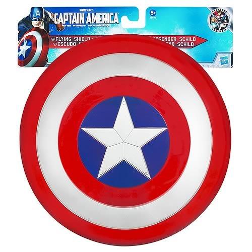 Captain America – Flying Shield – Bouclier Volant – Frisbee 26 cm Hasbro HMV29586