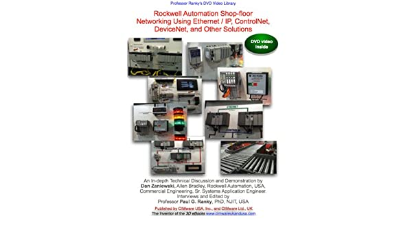 Amazon com: Rockwell Automation Shop-floor Networking Using Ethernet