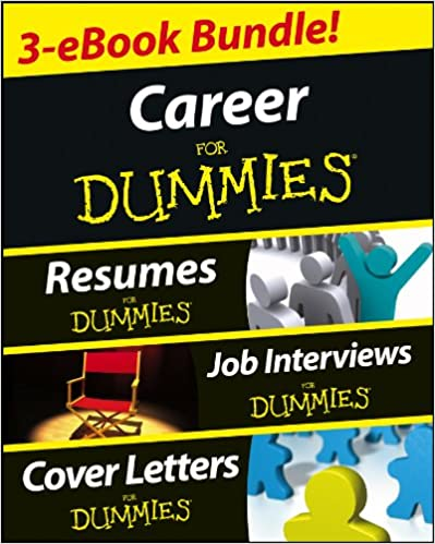 career for dummies three ebook bundle job interviews for by joyce lain kennedy - Resumes For Dummies