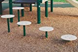 Sport Play 511-152P Stepping Stones-Painted
